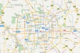 网站联系方式地图坐标